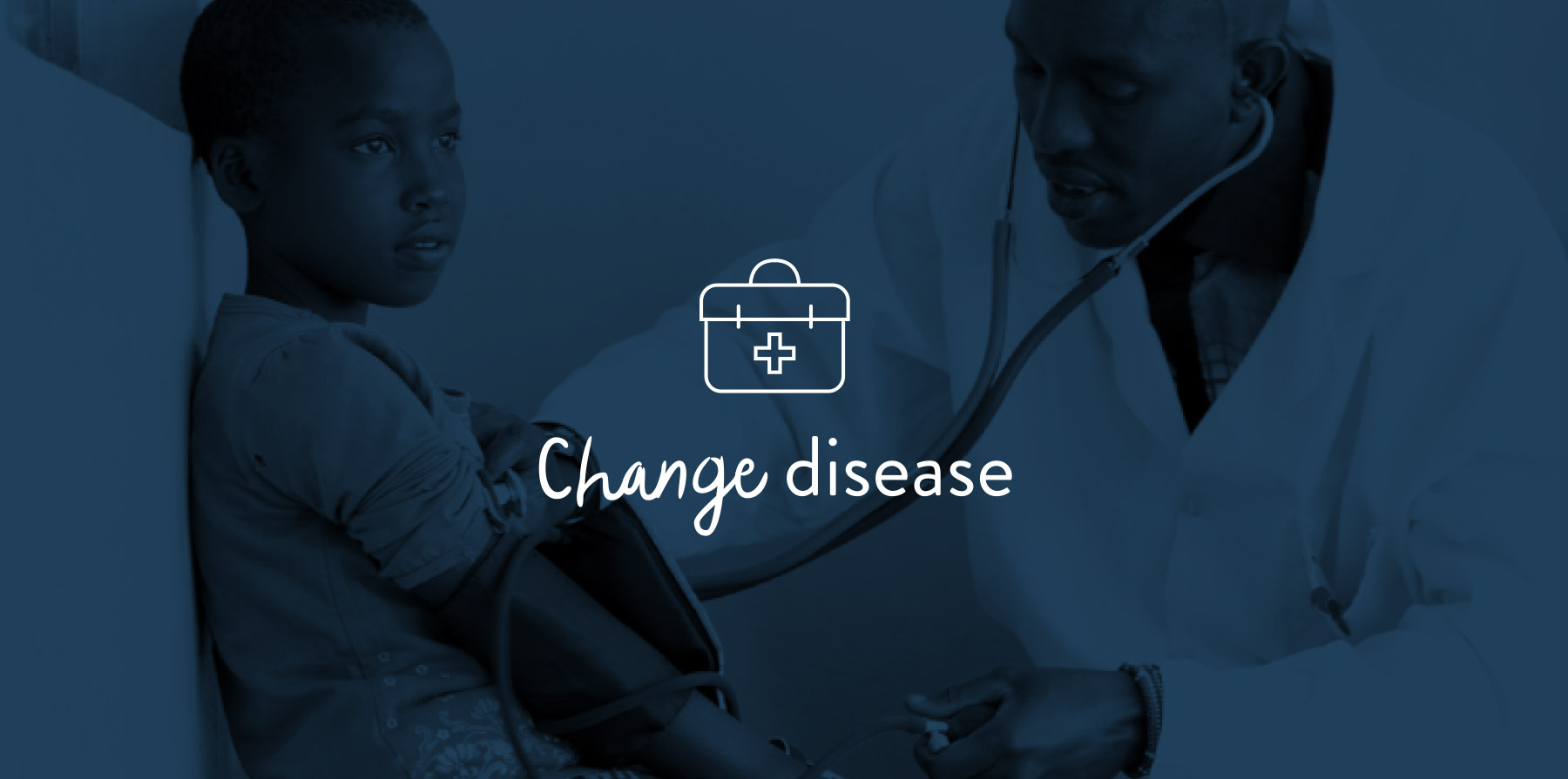 Change Disease icon design