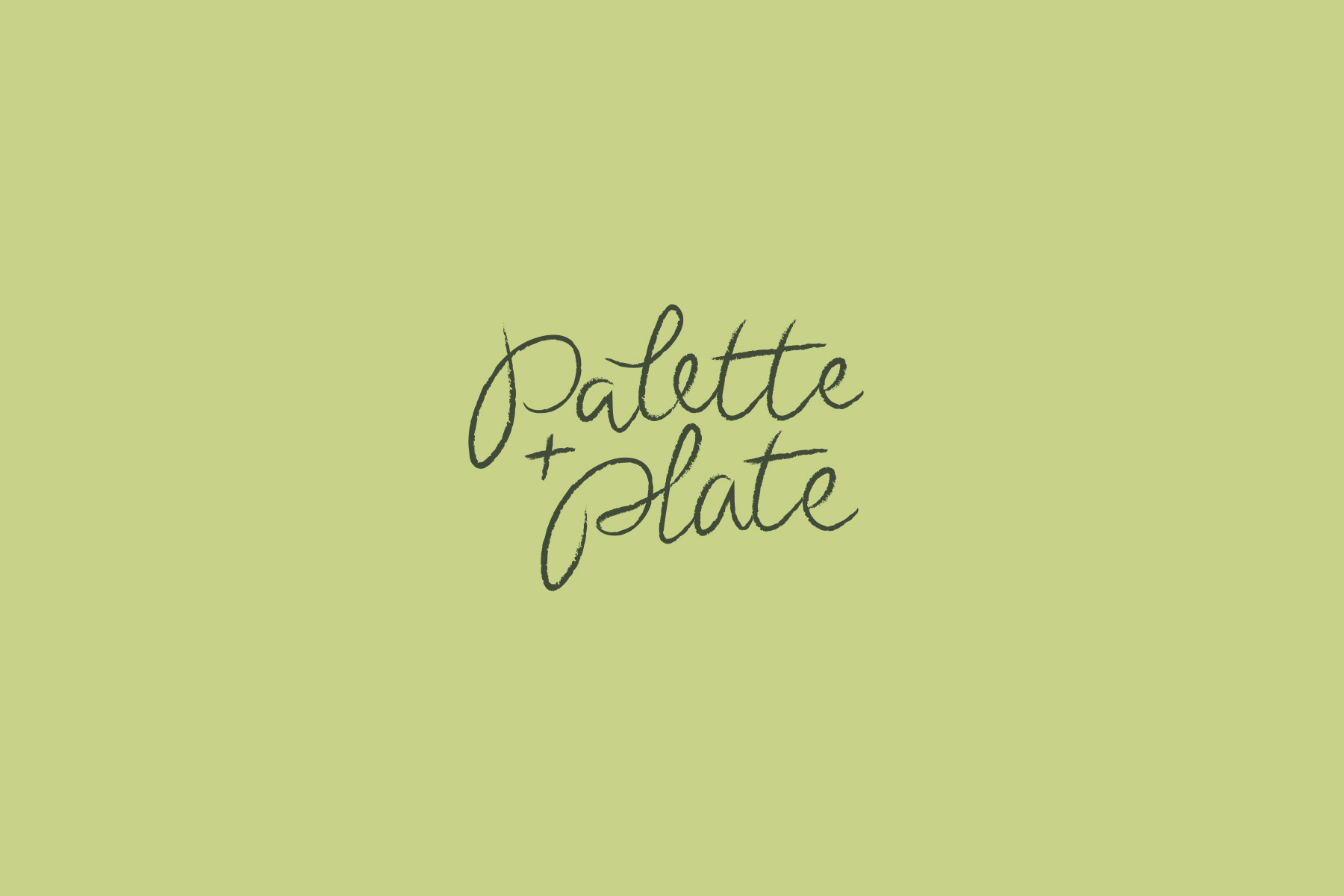 Empowering Palette and Plate logo