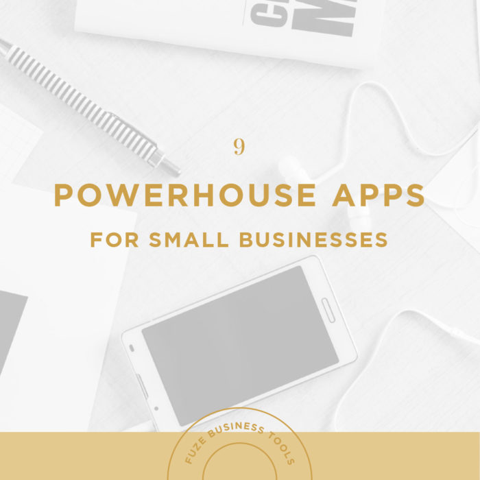 Small Business Tools | 9 Powerhouse Apps for Small Businesses