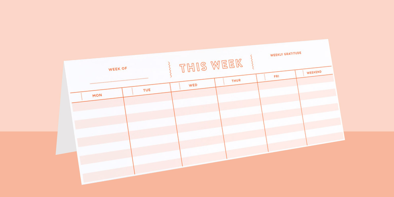 Fuze branding free printable weekly planner for small for For planner