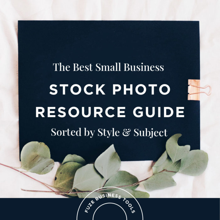 Small Business Tools | The Best Small Business Stock Photography Resource Guide