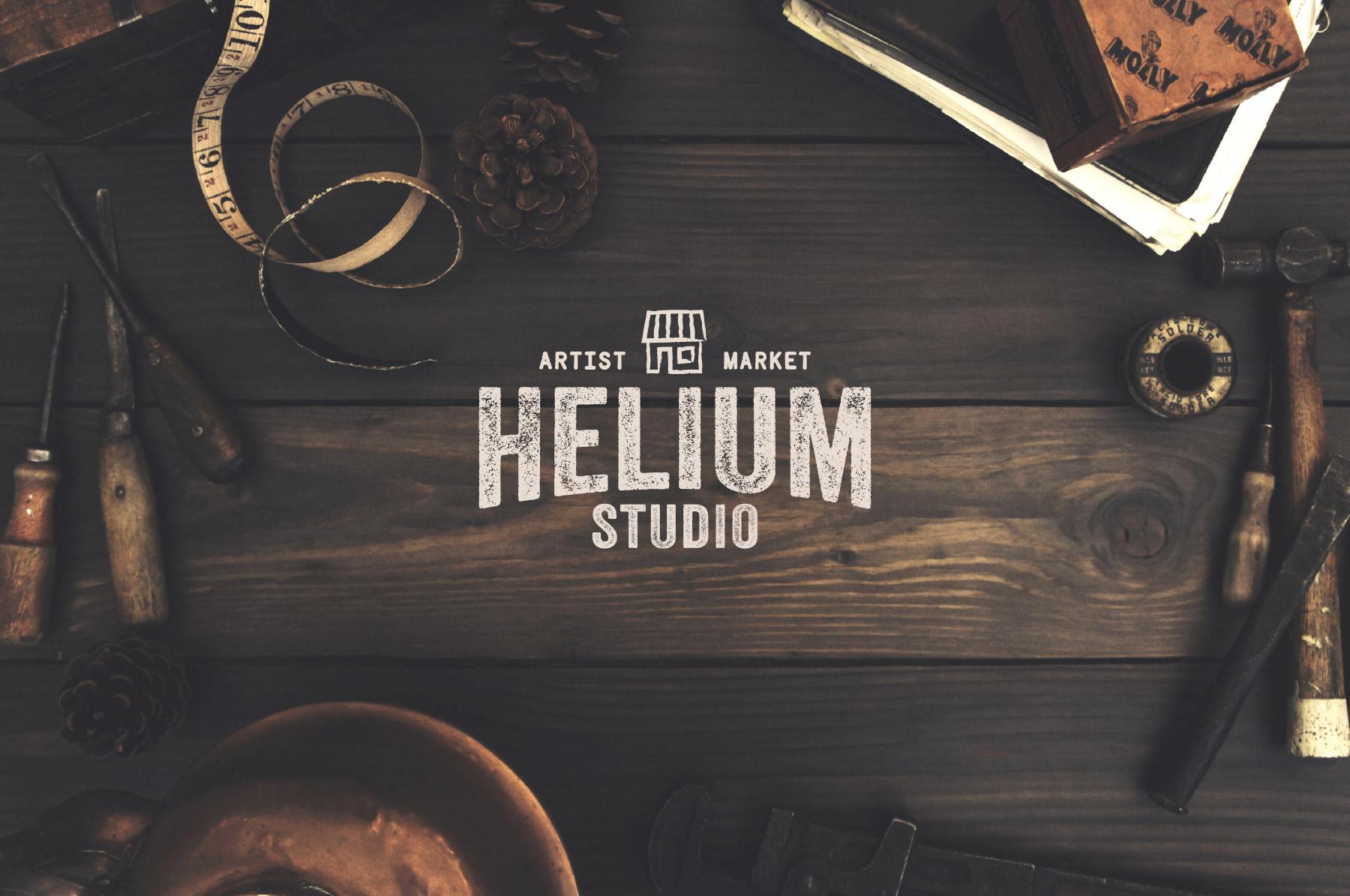 Fuze Branding Helium Studio