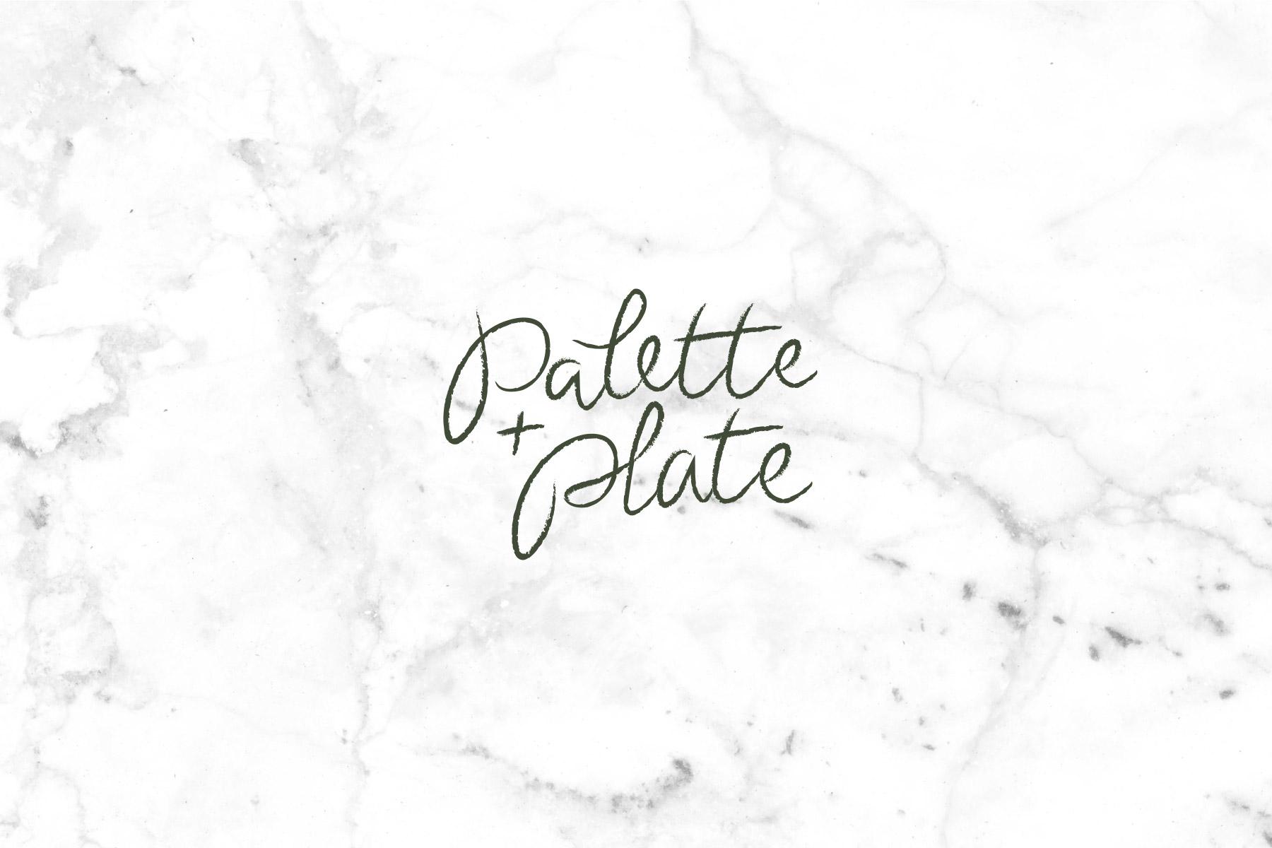 Fuze Branding Palette Amp Plate
