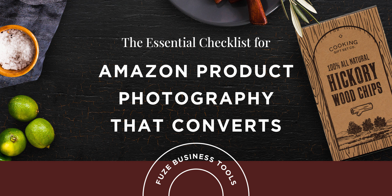 Fuze Branding - The Essential Checklist for Amazon Product
